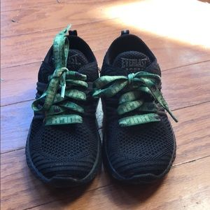Everlast Shoes with Hulk Laces